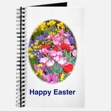 Easter Flowers Journal