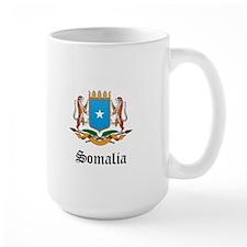 Somali Coat of Arms Seal Mug