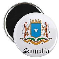 "Somali Coat of Arms Seal 2.25"" Magnet (10 pack)"