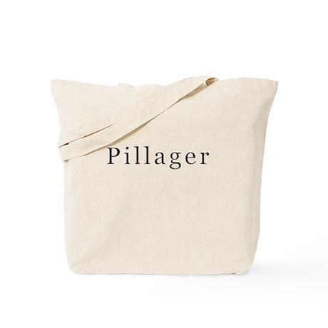 Pillager/Menace Tote Bag