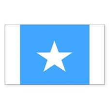 Somali Rectangle Decal