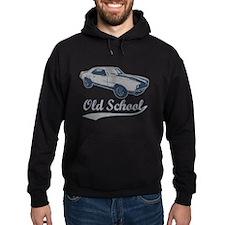 Old School Musclecar Hoodie