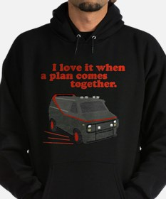 A-Team van & quote Hoody