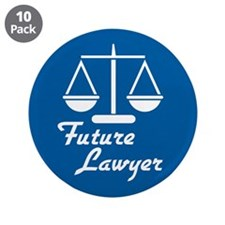 "Future Lawyer 3.5"" Button (10 pack)"