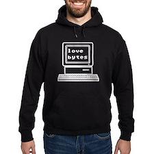 Love Bytes Hoodie