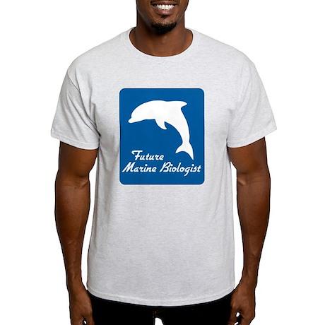 Future Marine Biologist Light T-Shirt