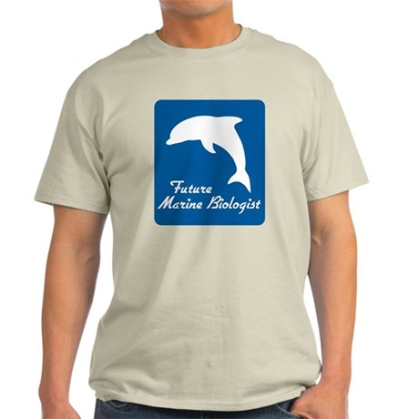 Future Marine Biologist Light T-Shirt