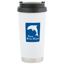Future Marine Biologist Travel Mug