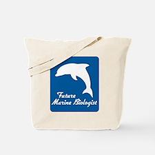 Future Marine Biologist Tote Bag
