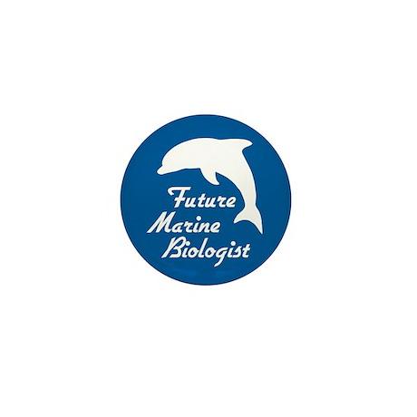 Future Marine Biologist Mini Button (100 pack)