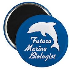 Future Marine Biologist Magnet