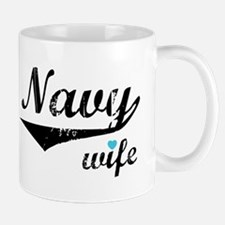 Navy Wife 2 Mug