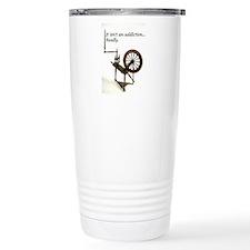 Cute Fiber Travel Mug