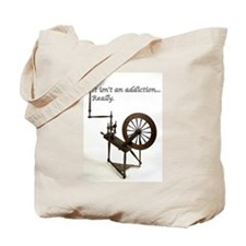 Cute Spin Tote Bag