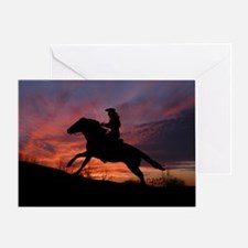To Ride - Greeting Card