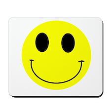 Happy Smiley Mousepad