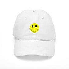 Happy Smiley Baseball Cap