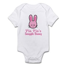 Yia Yia's Snuggle Bunny (F) Onesie