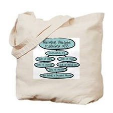 Student Diagnosis #33 Tote Bag