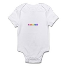 My mommy is a Preacher Infant Bodysuit