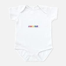 My mommy is a Preacher Infant Bodysuit