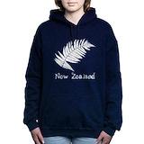 Nz Hooded Sweatshirt