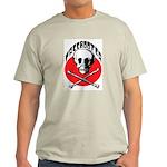 Pirates Ash Grey T-Shirt