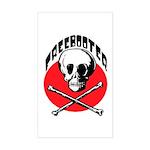 Pirates Rectangle Sticker
