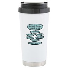 Student Diagnosis #33 Travel Coffee Mug