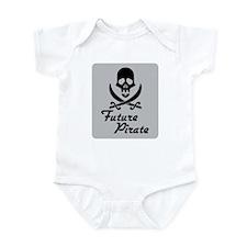 Future Pirate Infant Bodysuit