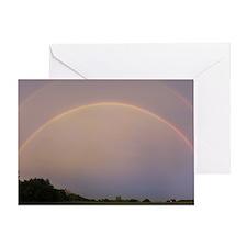 Rainbows Greeting Card