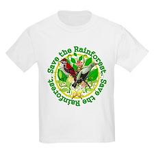 Save the Rainforest v5 T-Shirt