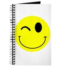 Winking Smiley Journal
