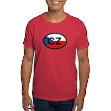 CZ Flag T-Shirt