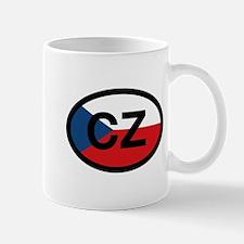 CZ Flag Mug
