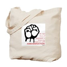 Ideal form of government Tote Bag