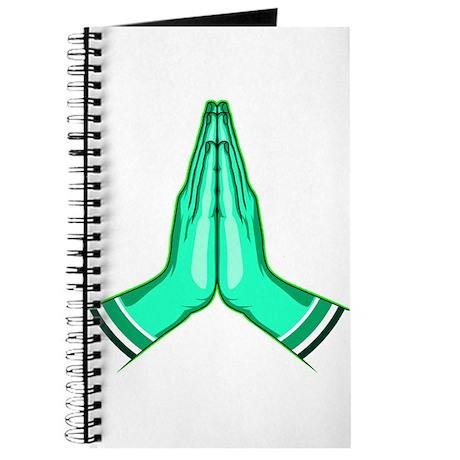Praying hands Journal