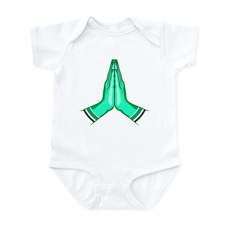 Praying hands Infant Bodysuit