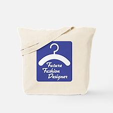 Future Fashion Designer Tote Bag