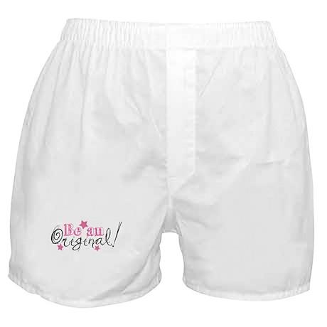 Be An Original Boxer Shorts