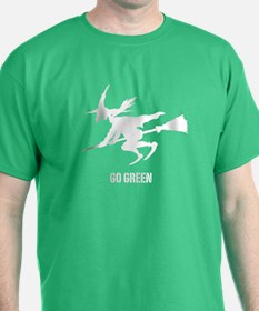 Go Green Wicked Witch T-Shirt