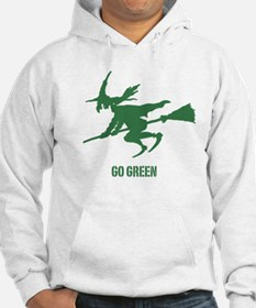 Go Green Wicked Witch Hoodie