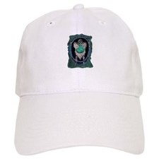 Turquoise Eagle Shield Baseball Cap