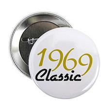"""1969 Classic 2.25"""" Button"""