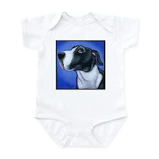 "Great Dane ""Lucy"" Infant Bodysuit"
