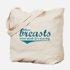 Nursing Breasts - Tote Bag