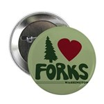 "I Heart Forks, WA - Twilight 2.25"" Button"