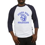 Forks High Spartans - Twilight Baseball Jersey