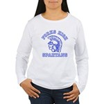 Forks High Spartans - Twilight Women's Long Sleeve