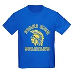 Forks High Spartans - Twilight Kids Dark T-Shirt